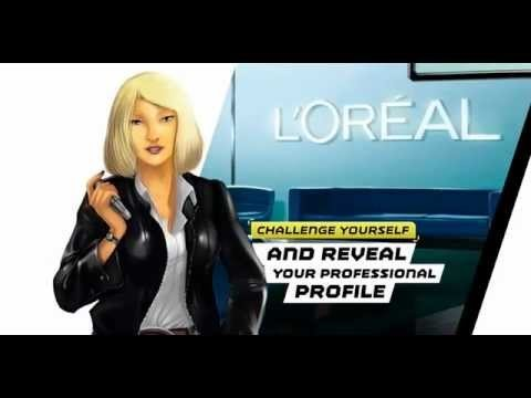 L'oréal Reveal The Game