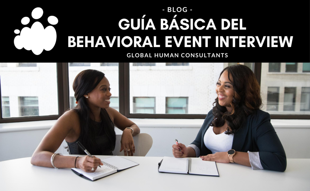 Guía básica del Behavioral Event Interview